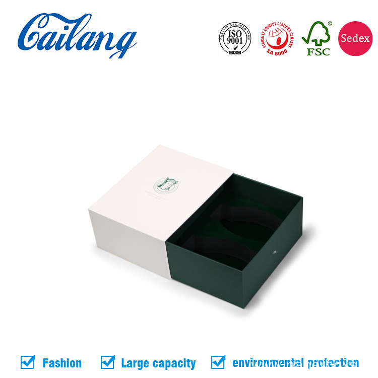 Custom Sliding Drawer Paper Boxes for Coffee Packaging