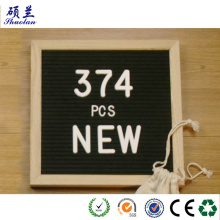 High Quality for for  Hot sale good quality felt letter board export to United States Wholesale