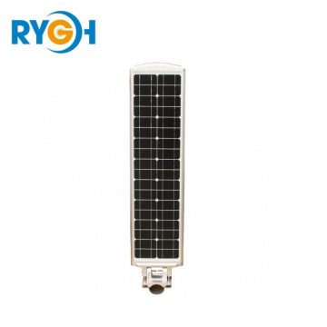 60 Watt Outdoor Waterproof IP65 Integrated Batre Daya Solar Led Street Lampu