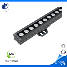 RGB led outdoor linear light for building decorative