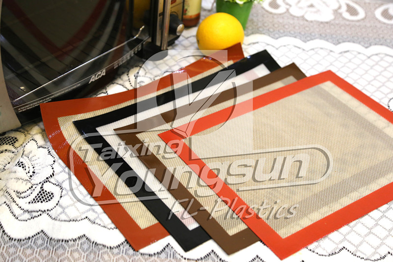 Hot-selling Heat Resistant Silicone Mat