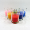 Long burning unscented jar candles wholesale