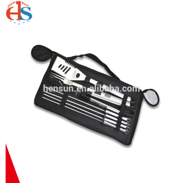 New Style Grill BBQ Set with Nylon Bag