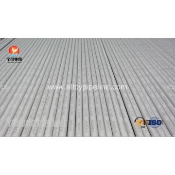 ASME SA213 TP304 Stainless Steel Seamless Tube