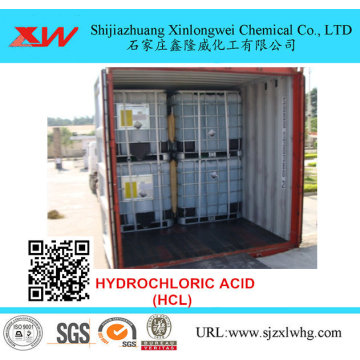 30% Hydrochloric Acid Industrial Grade Muriatic Acid