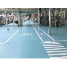 Indoor high-strength epoxy marking paint