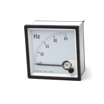 Analog Frequency Panel Meter