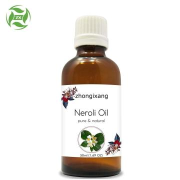 Supply Bulk pure and organic neroli essential oil
