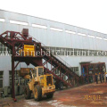 NEW MB1200 Small Mobile Concrete Batching Plants for sale,10-16m3/h, like Fibo Intercon