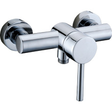 Good Quality for Shower Faucet Polish Chrome Finish Exposed Shower Faucet export to United States Manufacturer