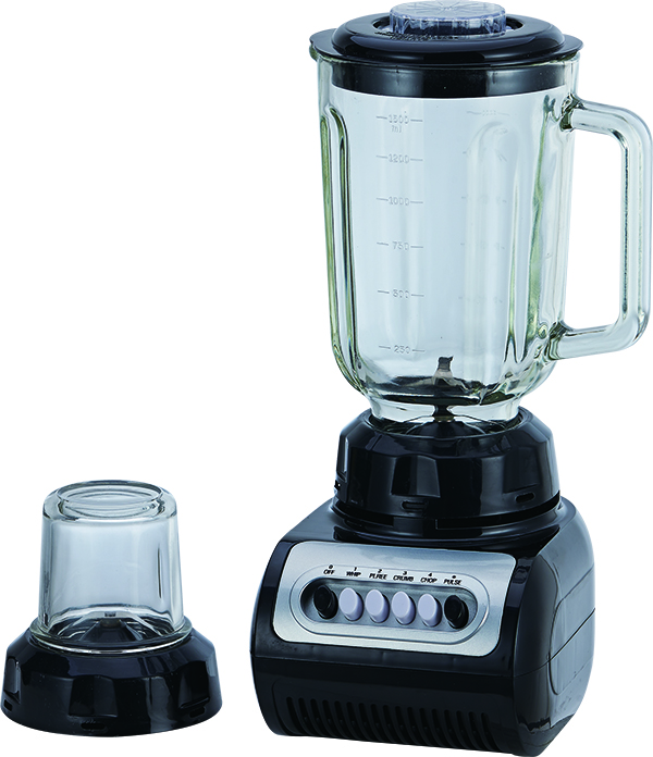 999 Model Glass Jar Food Blender