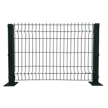 Hot Sales Triangle Bending Guardrail Nets Fence