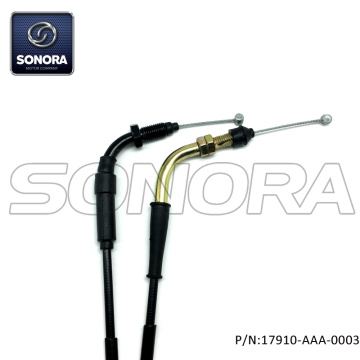SYM X PRO Spare Parts Throttle Cable Assy for SYM Original Parts (P/N:17910-AAA-0003) Spare Parts