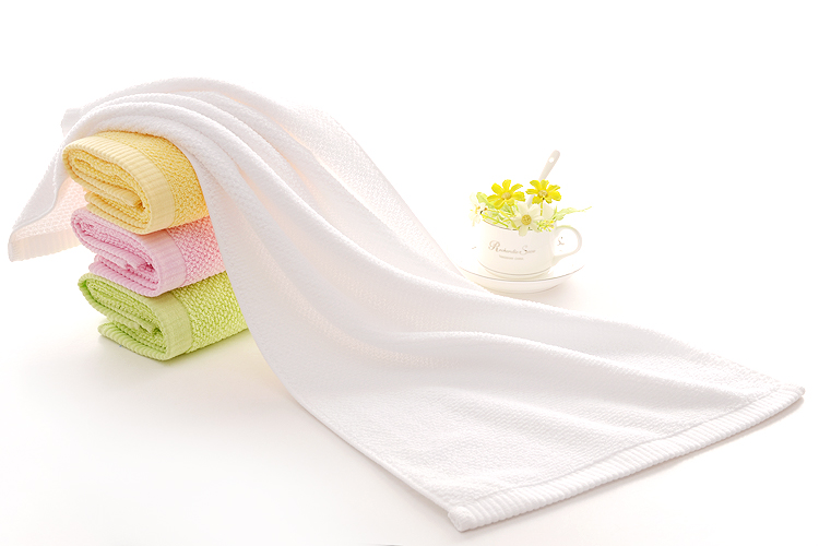 Classic White Spa Towels