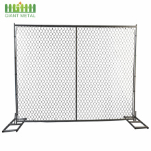 Hot Sale Chain Link Temporary Fence Panel Stand