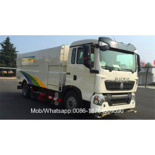 Sinotruk HOWO Chassis 4x2 Road Sweeper Truck