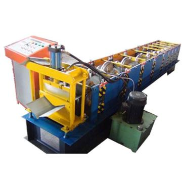 Low noise ridge tile roll forming machinery