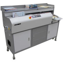 Cheap for Automatic Glue Binding Machines Glue Binder with Side Glue supply to Dominican Republic Wholesale