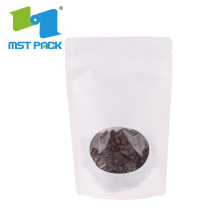 Recycable Dried Biodegradable Kraft Bag Food Packaging