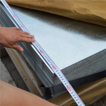 Price of Zinc Prime Din Carbon Galvanized Sheets