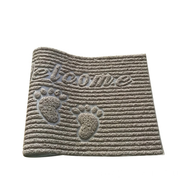 easy cleaned non slip coil door mat