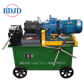 New condition  rebar thread rolling machine