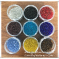 Fireplace Glass Beads Terrazzo Glass