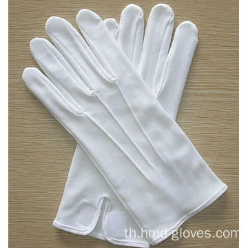 ถุงมือ Waiter Band Cotton Parade Hand Gloves