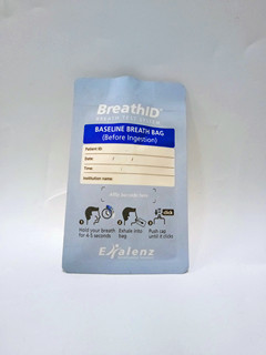 baseline breath bag