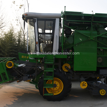 100hp farm machinery corn&maize harvest machine for sale