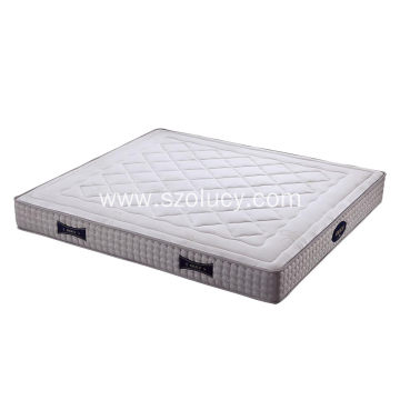 Bamboo fiber bed mattress