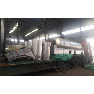 profitable tyre pyrolysis machine