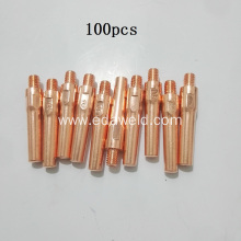 ODM for Welding Contact Tips OTC E-Cu Contact Tip supply to Sri Lanka Suppliers