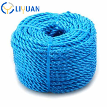 High strength polypropylene PP rope