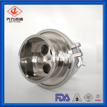 Check valve for prevent backward flow of liquid.