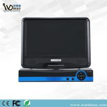 "Good Quality for DVR Recorder 8chs 1080P Network AHD DVR With 10"" Screen supply to Spain Suppliers"