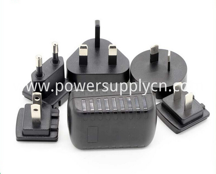 12v1a Usb Socket Us Uk Eu Au Plugs