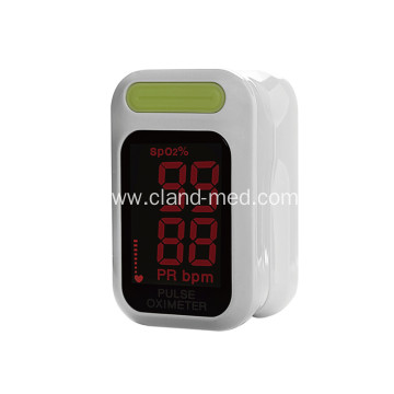 High Precision Of Pulse Oximeter Fingertip