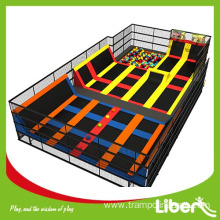 China professional indoor trampoline park designer