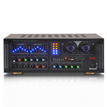 Monoblock dj mini hifi bluetooth amplifier
