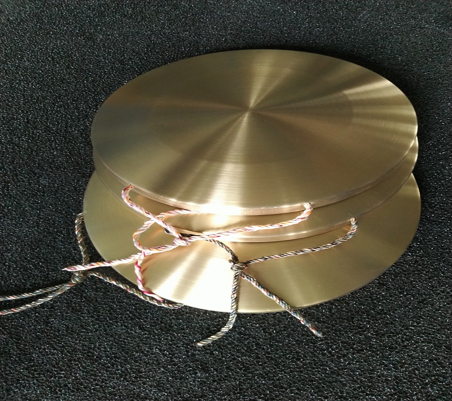Good Quality Traditional Percussion Gongs 15cm