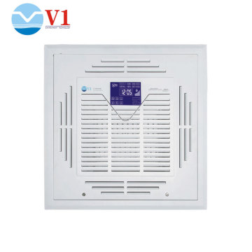 Air conditioner smoke air cleaner uvc sterilizer