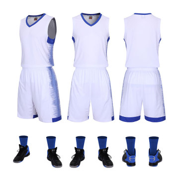 2019 New design basketball uniform