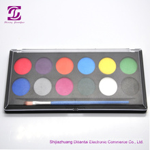 Best Value Face Paint Kit with Brushes