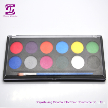 Big Discount for Halloween Face Paint Sets Best Value Face Paint Kit with Brushes supply to Haiti Manufacturer