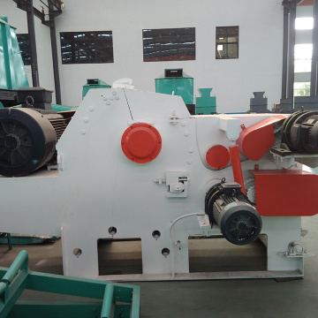 Industrial Wood Chips Log Making Machine