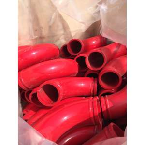 Big Discount for China Supplier of Concrete Pump Elbow, Concrete Pump Bend, Concrete Pump Cast Elbow Concrete Pump Parts Elbow supply to St. Pierre and Miquelon Manufacturer