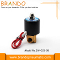 High Quality Brass Body 2W Solenoid Valve