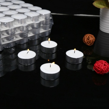 Party home use 4 hours tealight candles