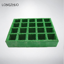 "Big Discount for Pultrusion Grating Square Mesh Fiberglass Grating 1.5"" Thickness export to Indonesia Factories"